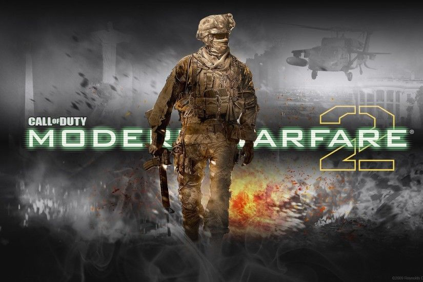 Call of Duty Modern Warfare HD Wallpapers Backgrounds