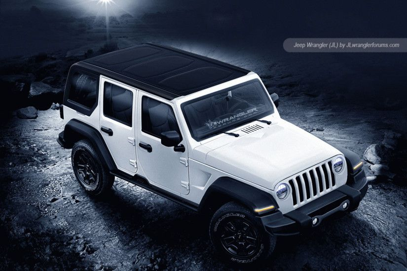 2018 Jeep Wrangler Automatic Top iPhone Wallpaper