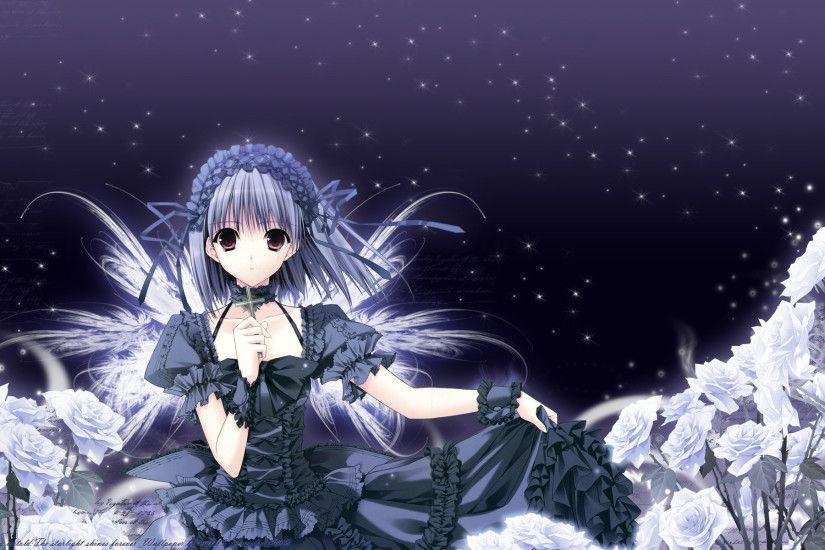 Anime · Anime - Angel Wallpaper