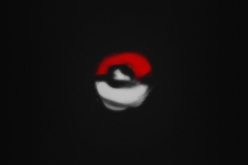 Pokeball Sketch HD Wallpaper. « »