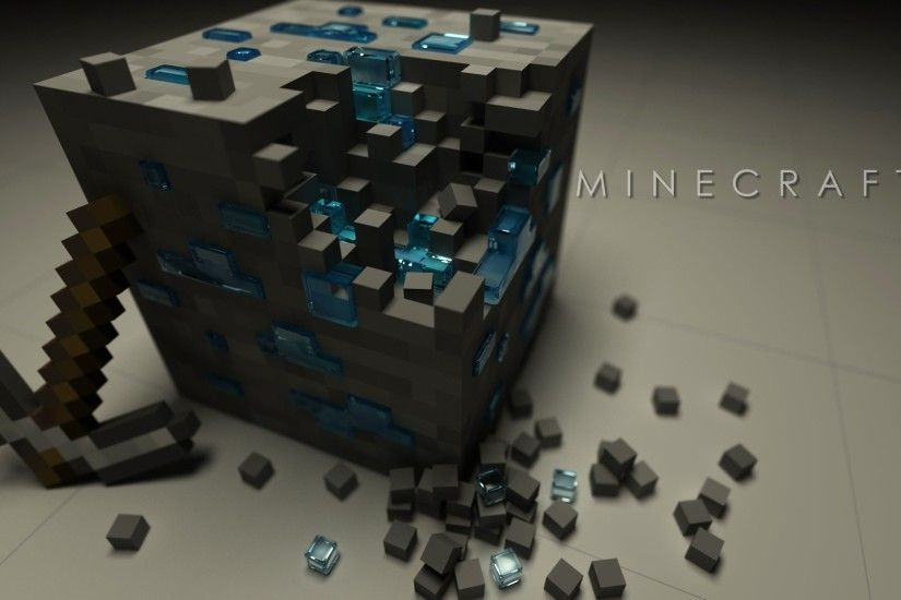 Minecraft Video Game · HD Wallpaper | Background ID:96393