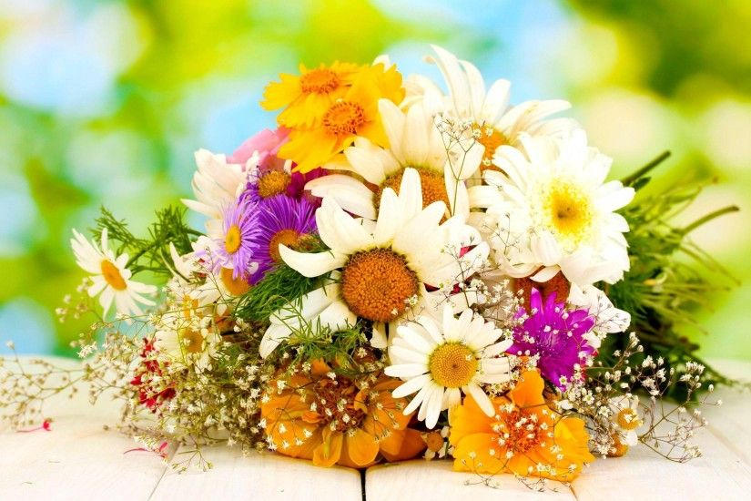 Flowers Bouquet Wallpapers | Pictures