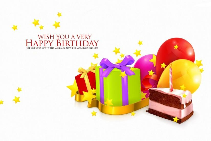 beautiful birthday wallpaper 1920x1200 for ipad 2