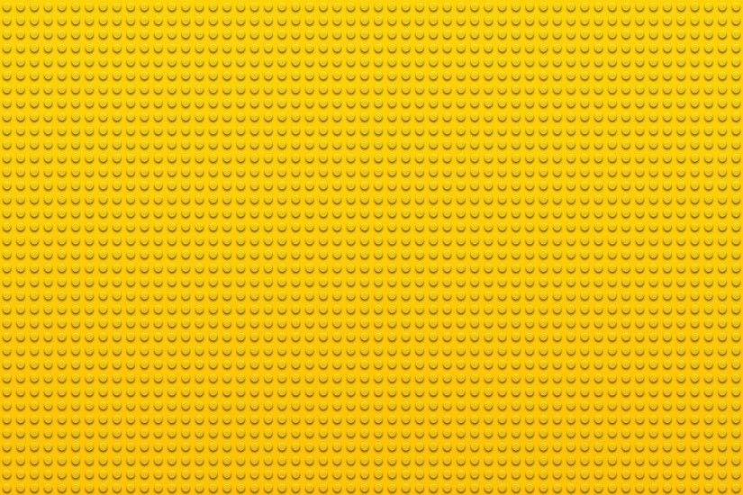 Download Wallpaper 1920x1080 Lego, Points, Circles, Yellow .