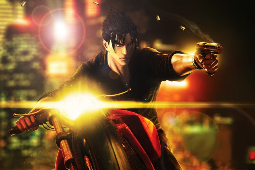 Jin Kazama shoot by xkalipso