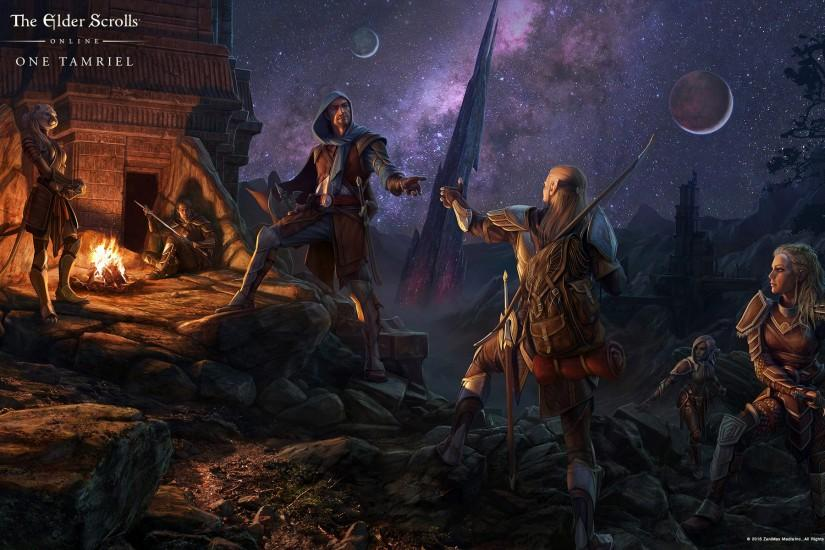large eso wallpaper 1920x1200 for mac