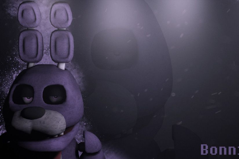 ... Five Nights at Freddy's Bonnie Wallpaper DOWNLOAD by NiksonYT