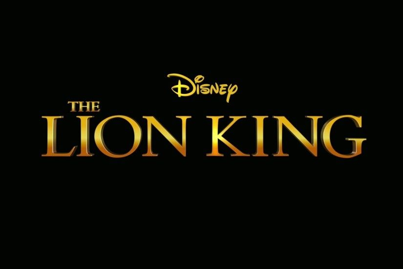 1920x1080 HD Widescreen the lion king · Cartoon LionDisney LogoThe ...