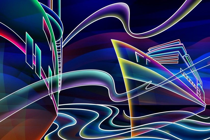 Neon-wallpaper-15-awesome-Collection-3D-Neon-Wallpapers-