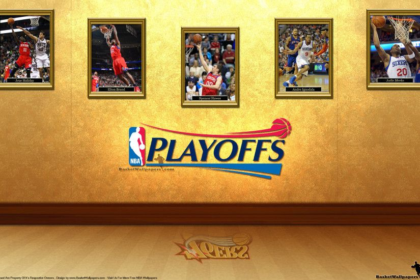 Philadelphia 76ers See You In Playoffs 2012 Wallpaper
