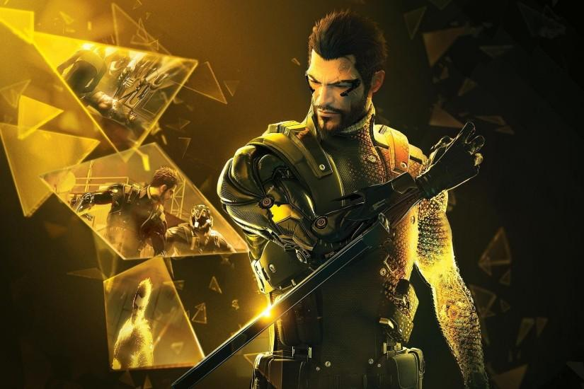 Deus Ex Mankind Divided Wallpaper 2016