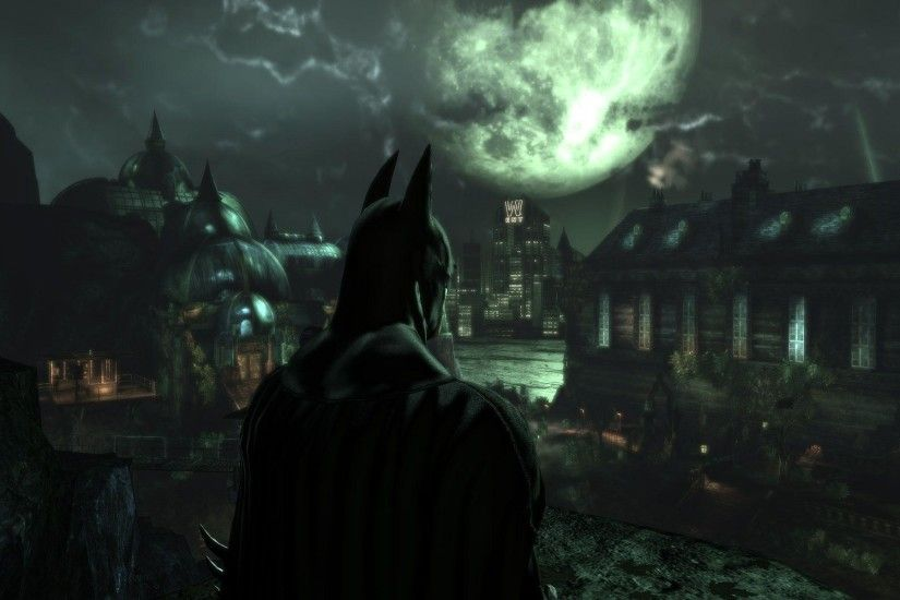 Batman Arkham Asylum 2 wallpapers (22 Wallpapers)