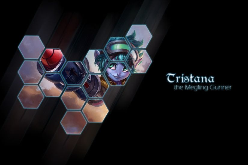 tristana league of legends game hd