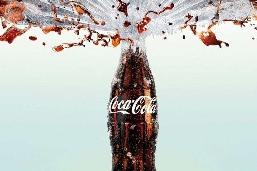 Coca Cola Bottle Wallpaper High Quality HD