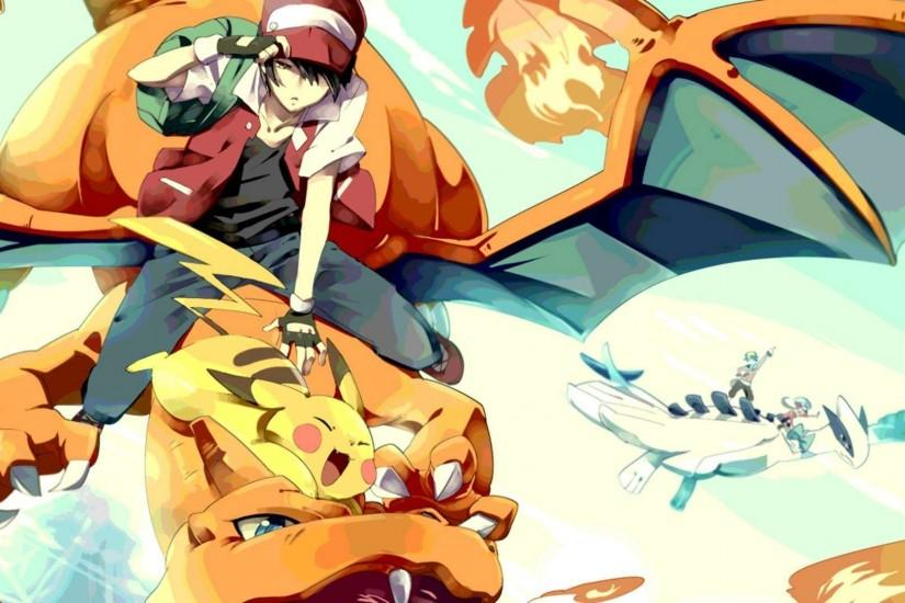 Pokemon Anime Hd Wallpaper