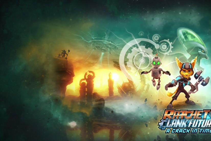 Ratchet and Clank Images