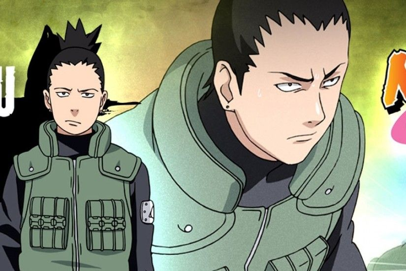 3840x1200 Wallpaper naruto, nara shikamaru, man, inscription, bandages