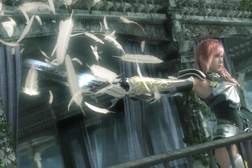 Final Fantasy XIII 2 HD Wallpapers