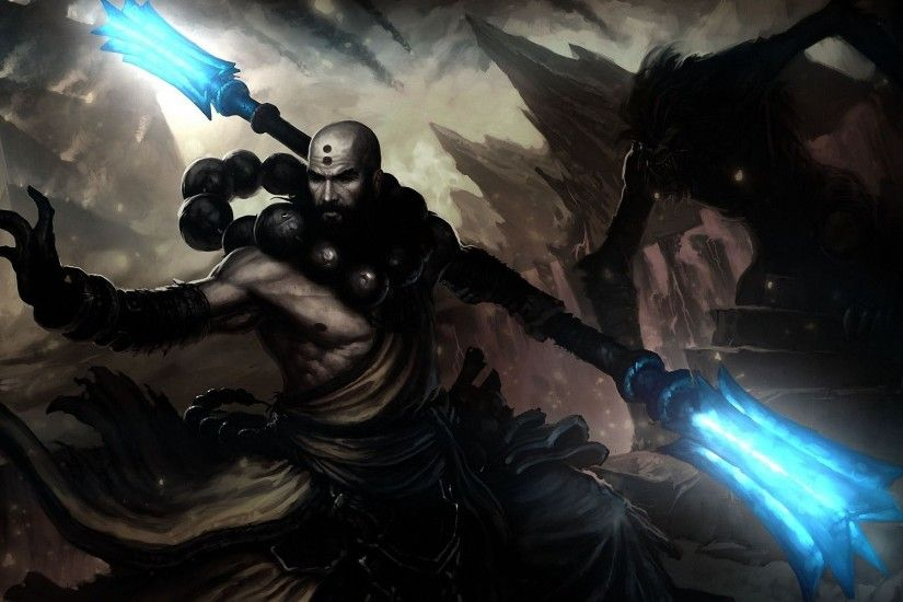 ... Diablo III Full HD Wallpaper and Background | 2560x1600 | ID:373885 ...