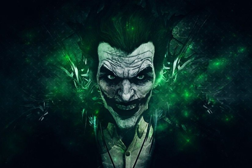 Batman arkham asylum · most beautiful joker wallpaper