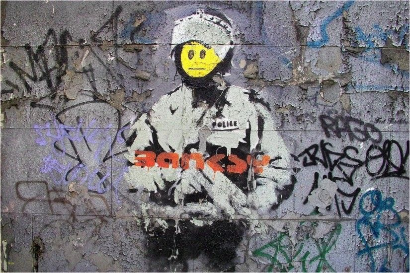 ... Banksy Wallpaper Elegant Banksy Backgrounds Wallpaper Cave ...