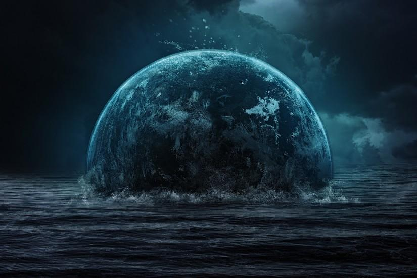 Sea Planet Wallpaper by Martz90 Sea Planet Wallpaper by Martz90