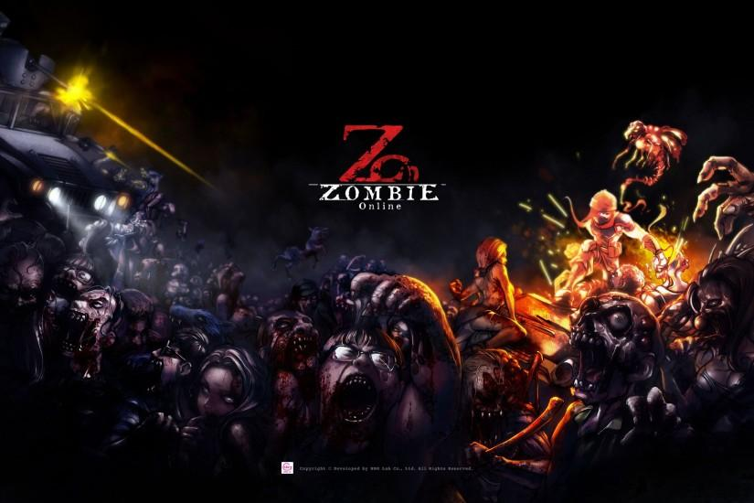 Zombie Online Wallpapers | HD Wallpapers