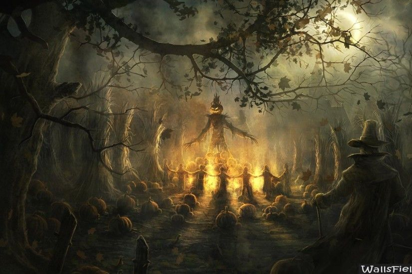 Real Halloween Area - Wallsfield.com | Free HD Wallpapers Download Wallpaper  ...