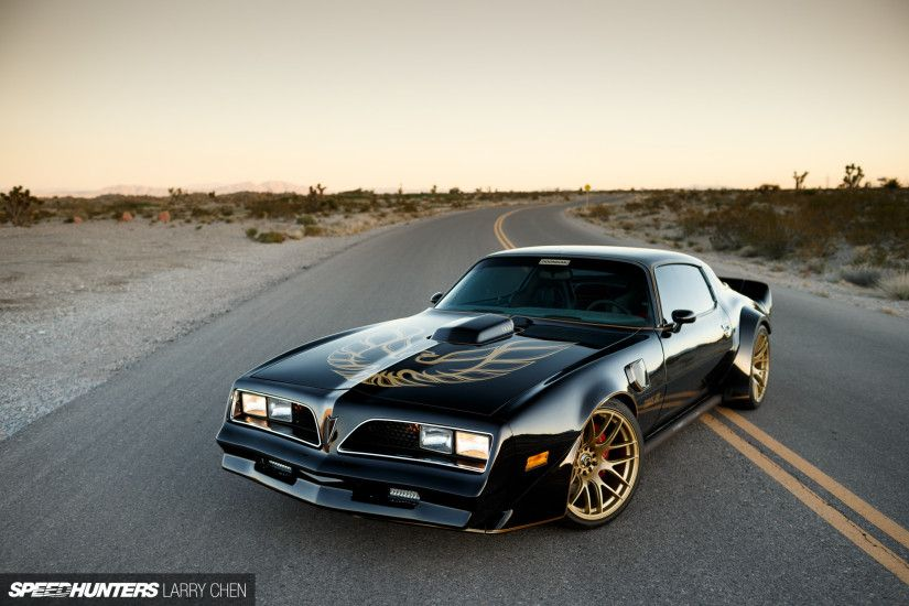 """Pontiac Trans Am 1977 Boosted Bandit: A Icon Reinvented - Speedhunters """