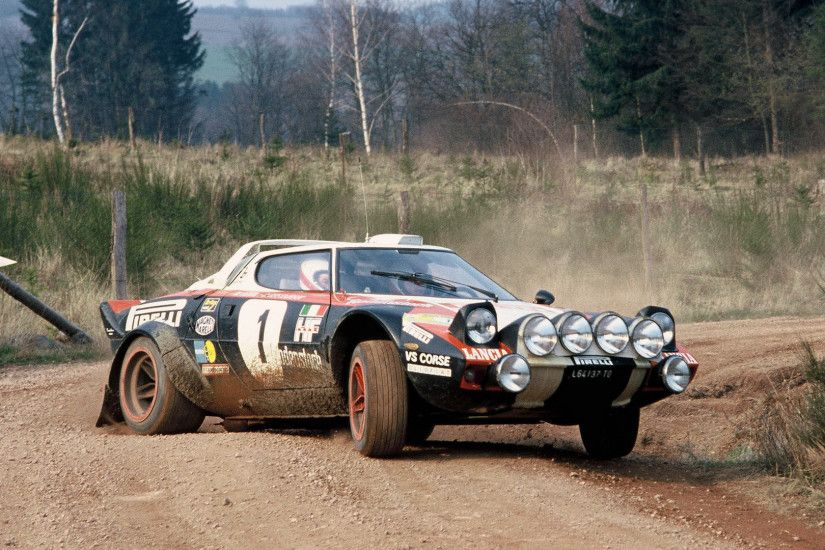 1972 Lancia Stratos Group 4 picture