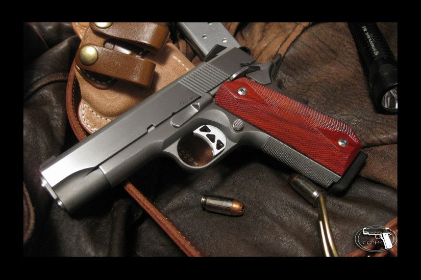 Springfield Armory 1911 Pistol Wallpaper and Background | 1280x960 .