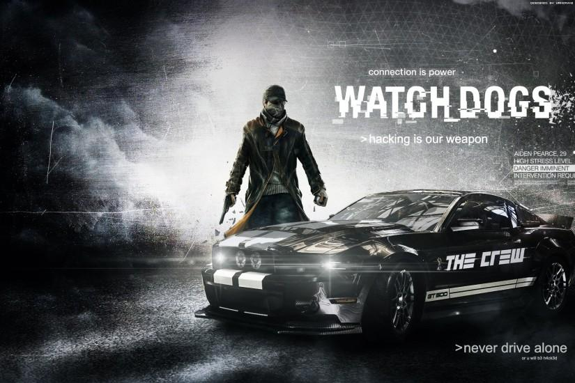Watch Dogs Wallpaper Hd 1080p image gallery