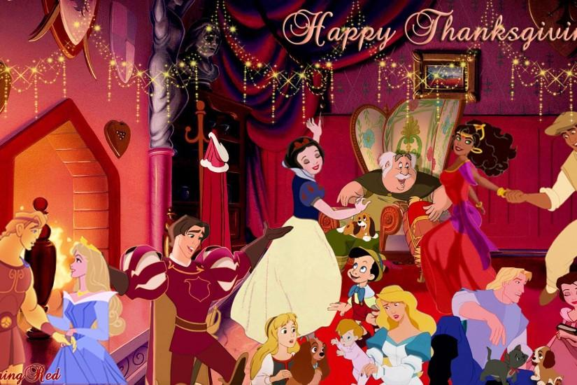 Disney Thanksgiving Wallpaper High Quality Resolution ...