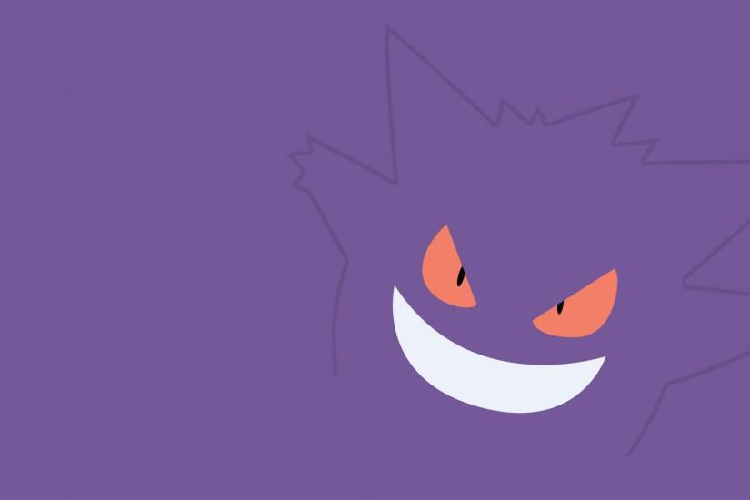 top gengar wallpaper 1920x1080
