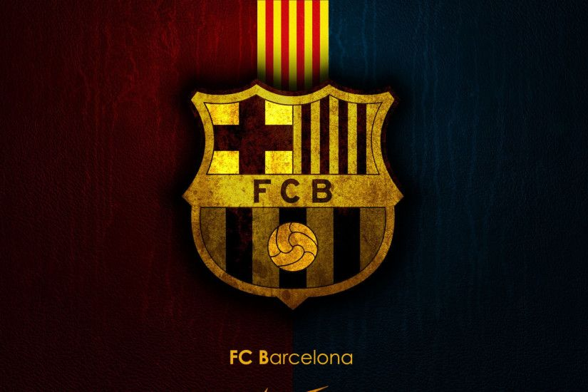 Preview wallpaper barcelona, spain, football club, sports, logo 1920x1080