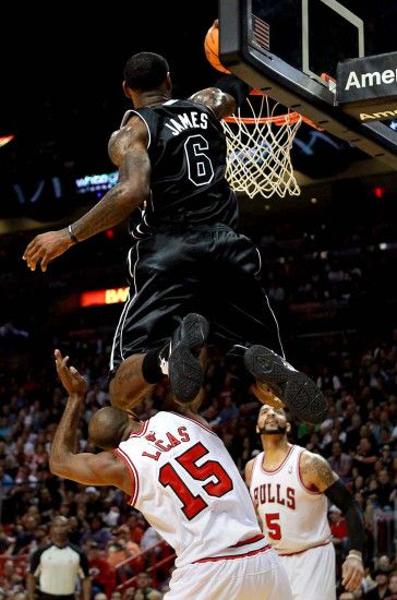 Lebron Dunk Wallpaper 2016 Lebron Dunk Wallpaper
