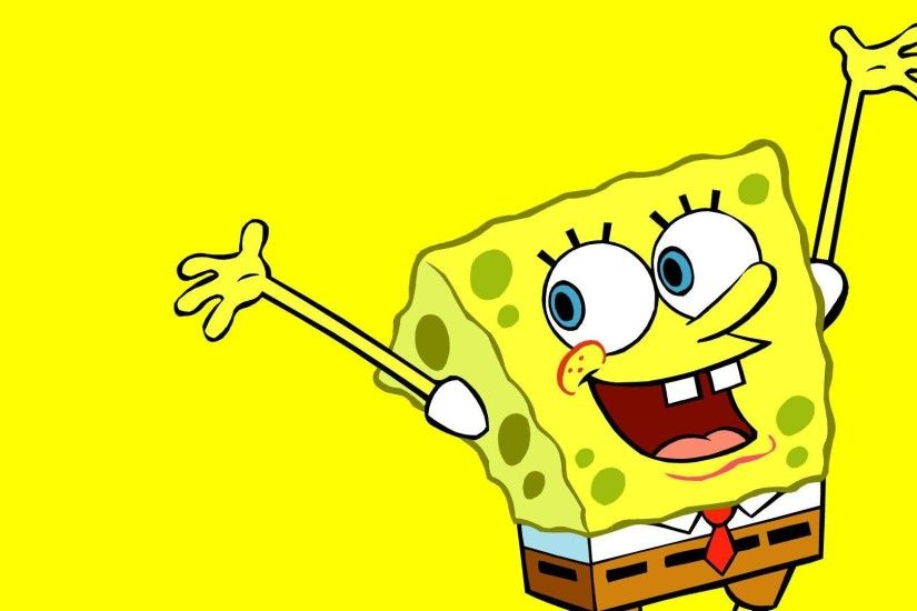 Funny Spongebob Wallpaper HD Background - ToObjects.