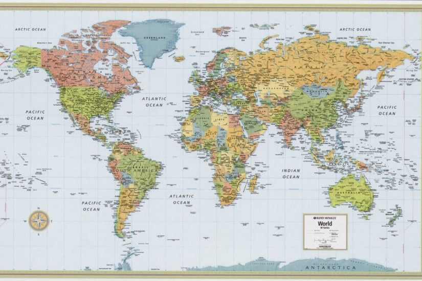 Images Of World Atlas
