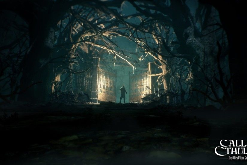 Video Game - Call of Cthulhu: The Official Video Game Call of Cthulhu  Wallpaper