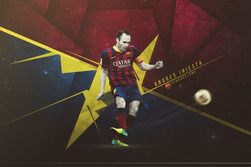... Andres Iniesta by Yasin-618