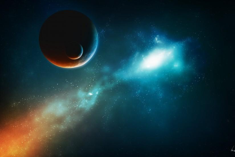 universe background 1920x1200 for xiaomi