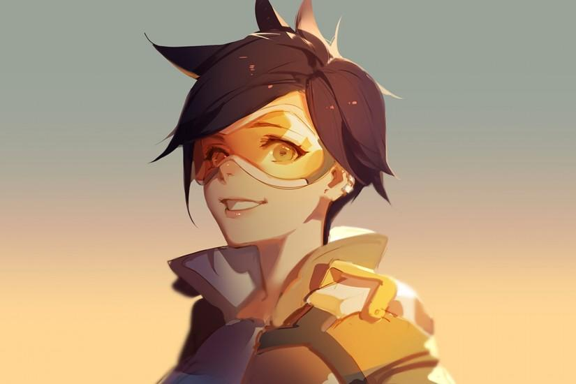 free overwatch tracer wallpaper 1920x1080 for samsung