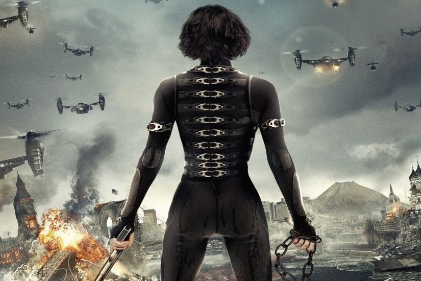 Alice in Resident Evil 5 Retribution Wallpapers | HD Wallpapers