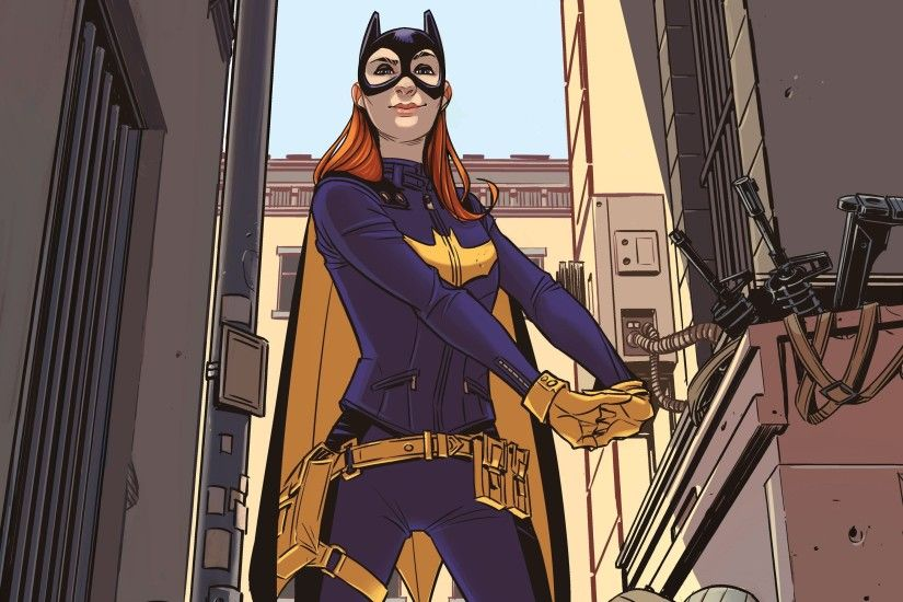 Backgrounds In High Quality - batgirl wallpaper, Teddy Kingsman 2017-03-21