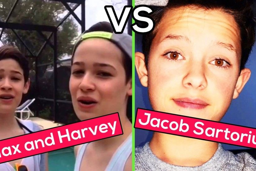 Jacob Sartorius VS. Max and Harvey Twins | Who was better? Musical.ly  Compilation