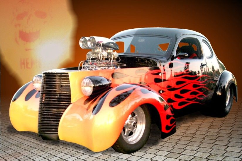 Hot Rod Cars Wallpaper images