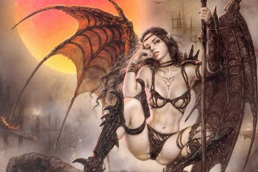 Luis Royo Wallpapers Art Wallpaper.jpg (1920×1080) | Luis Royo Collage |  Pinterest | Luis royo, Wallpaper art and Collage