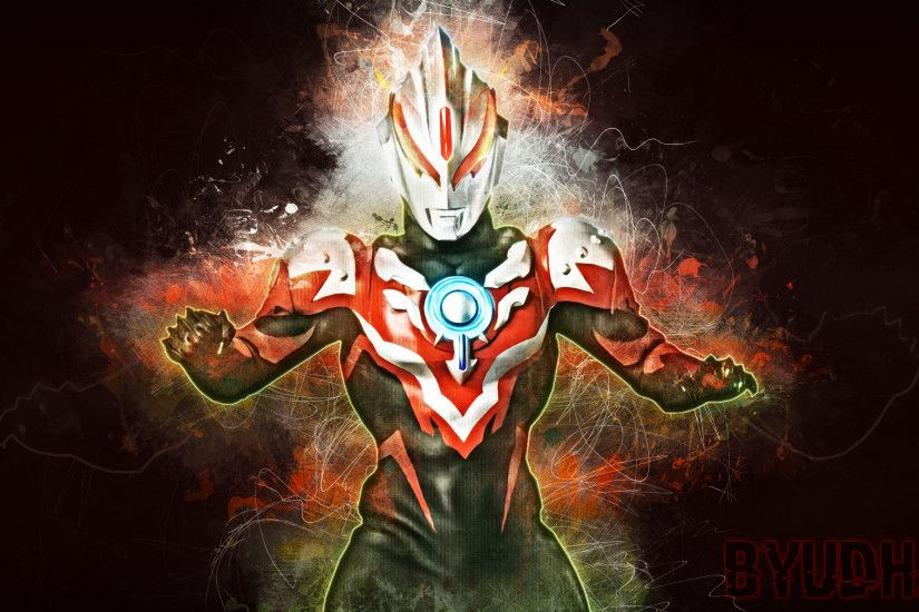 Ultraman Orb : Thunder Breaster by Byudha11
