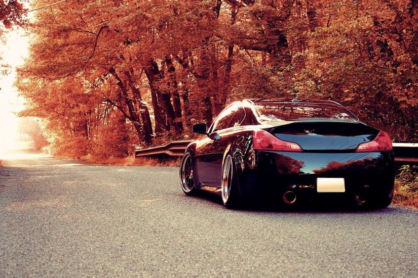 Infiniti G37 Wallpaper HD 17 - 1920 X 1200