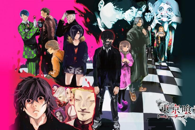 most popular tokyo ghoul wallpaper 1920x1080